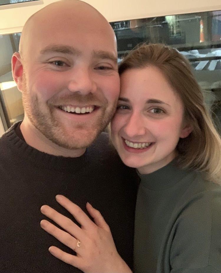 Nathan and Samantha are Engaged!