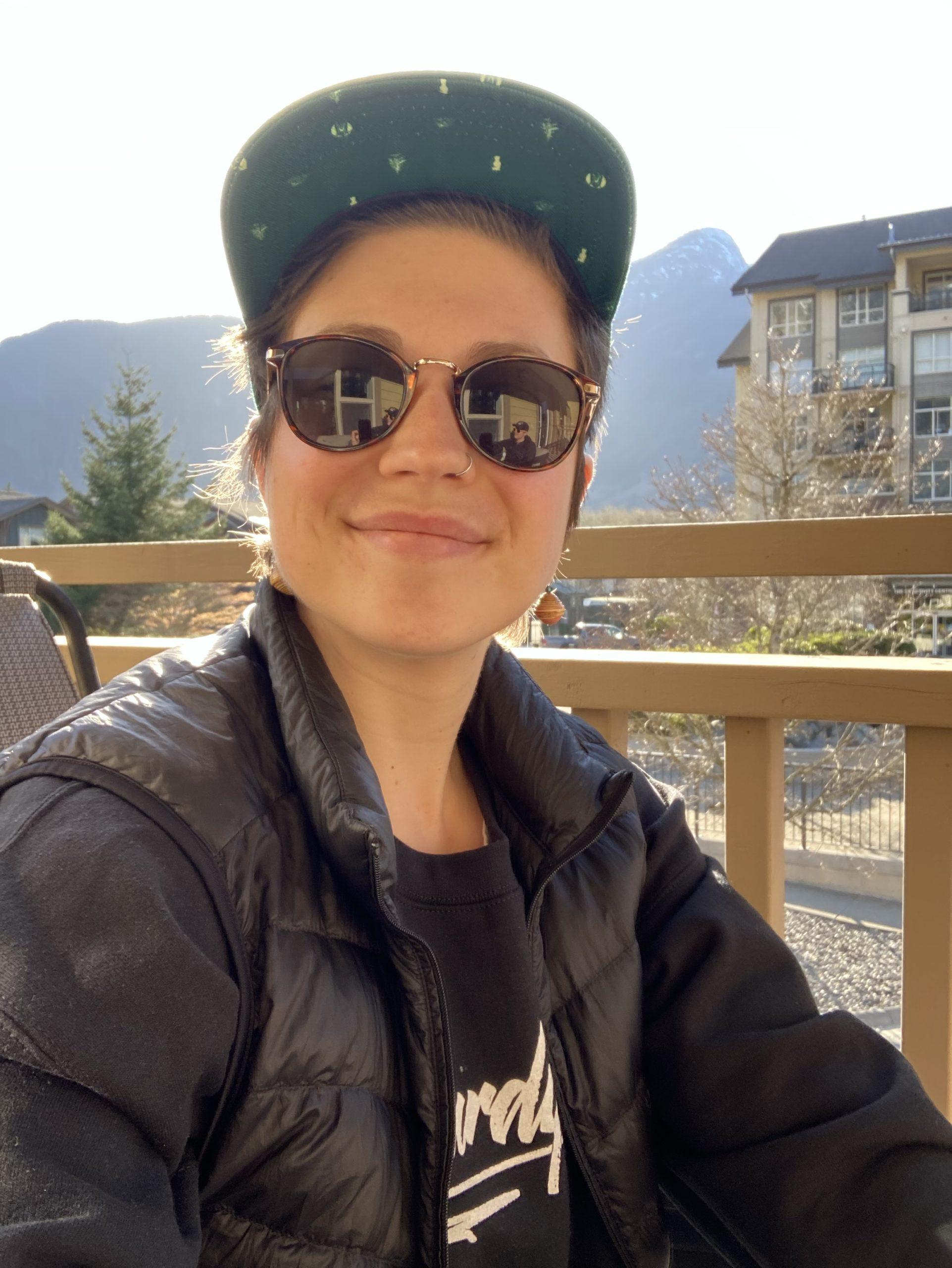 Feature Friday: Caitlin Leahy